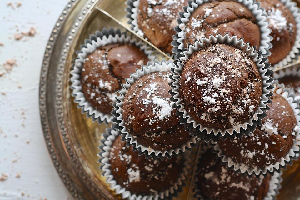 Gâteau amande chocolat léger