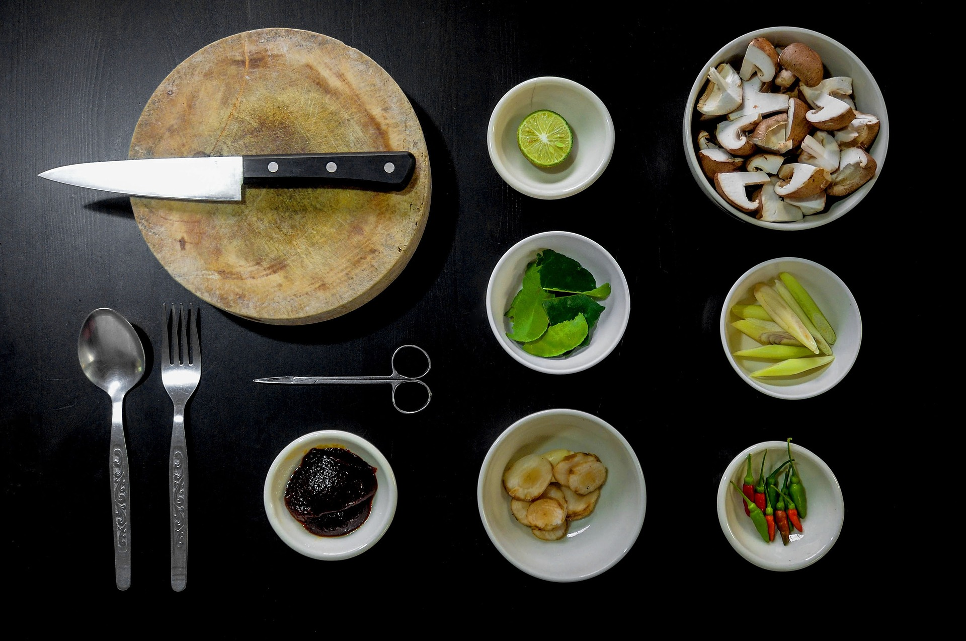 Les aliments clés de l'équilibre alimentaire
