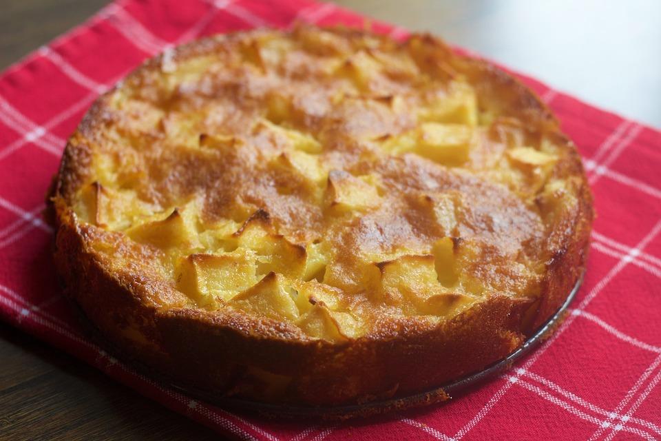 Moelleux pomme noisette crème de soja