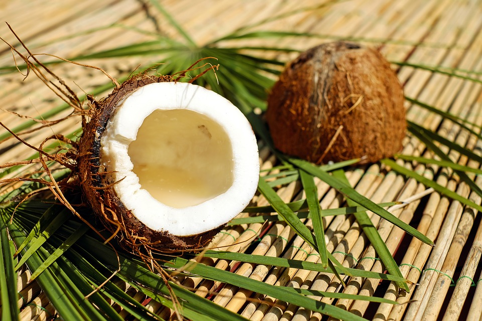 Poulet au lait de coco