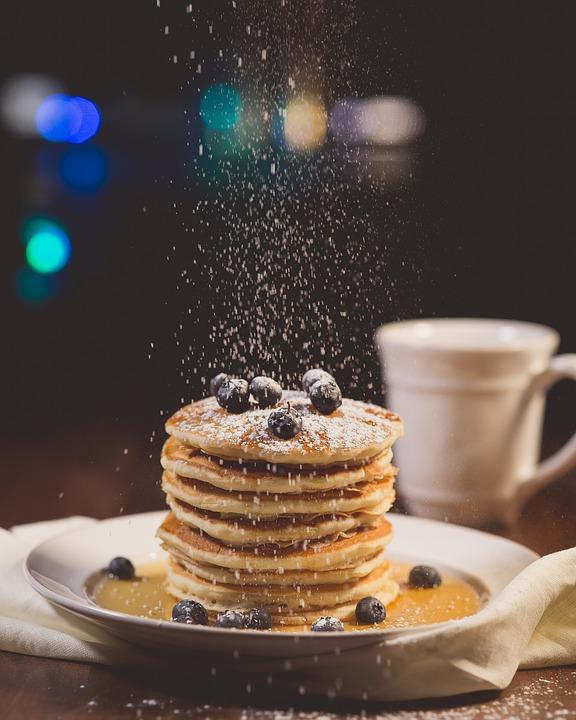Pancakes épais et allégés