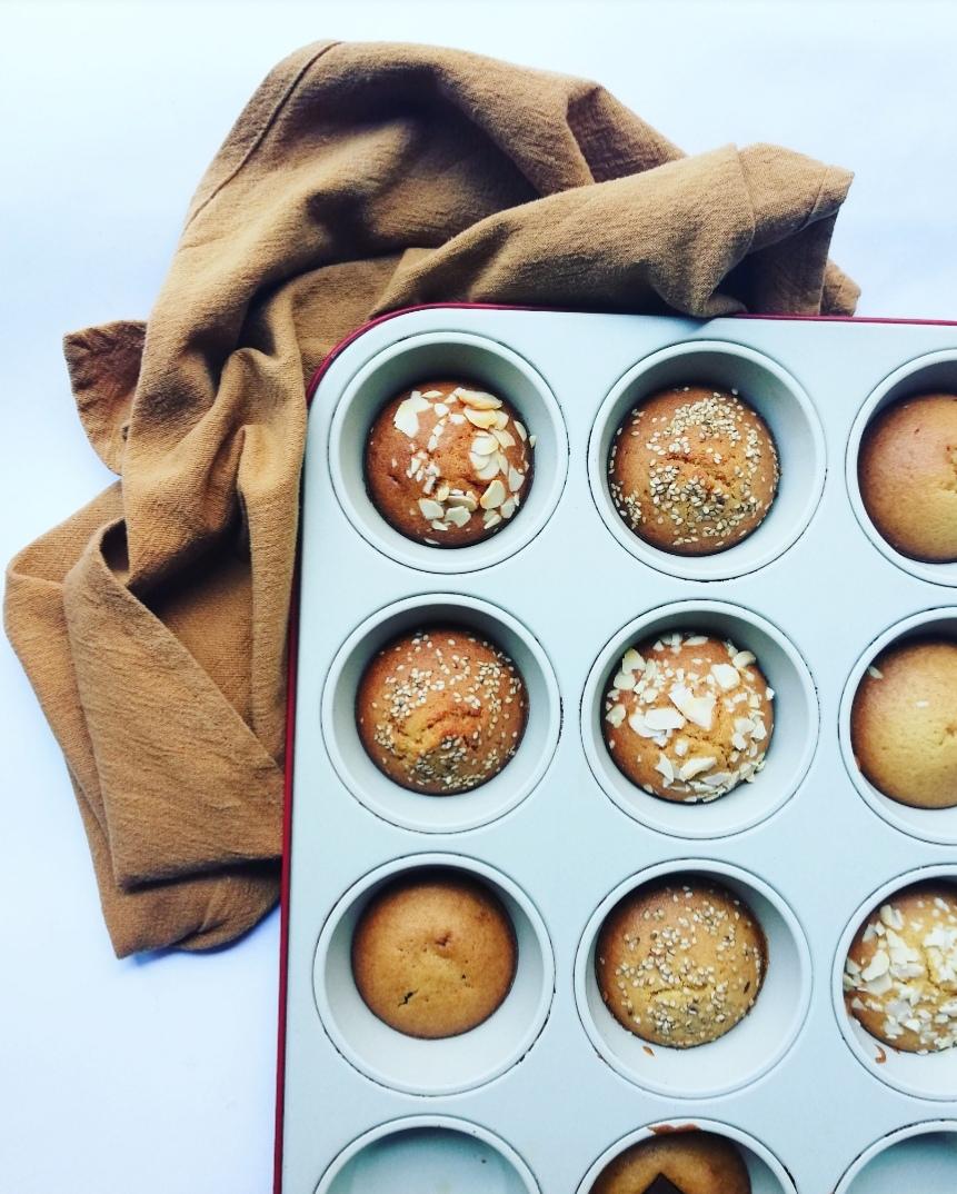 Muffin gourmand (mais pas trop)