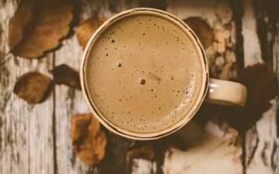 Chocolat chaud allégé