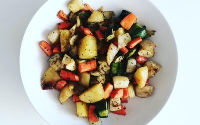 Mix de légumes au four
