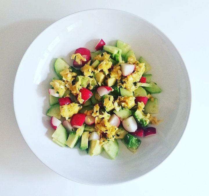 Salade gourmande #1