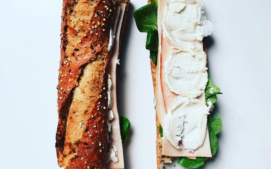 Le sandwich idéal