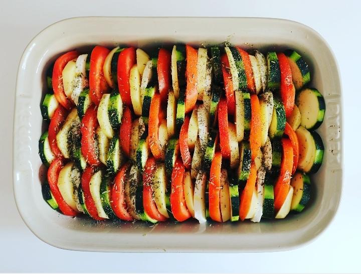 Tian de légumes maxi gourmand