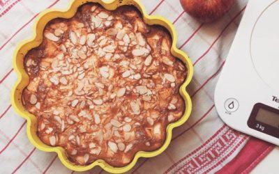 Gâteaux pommes amandes