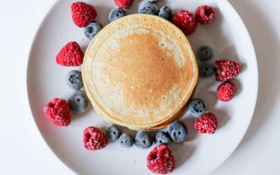 Pancakes natures
