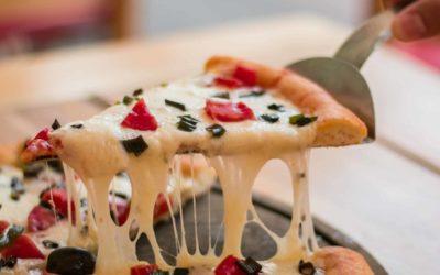 Pizza maison (base crème fraîche)